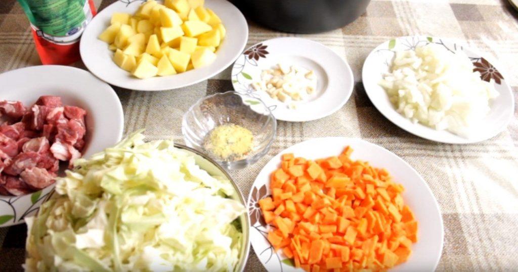 Простой рецепт восточной кухни. Дымляма или дымдама