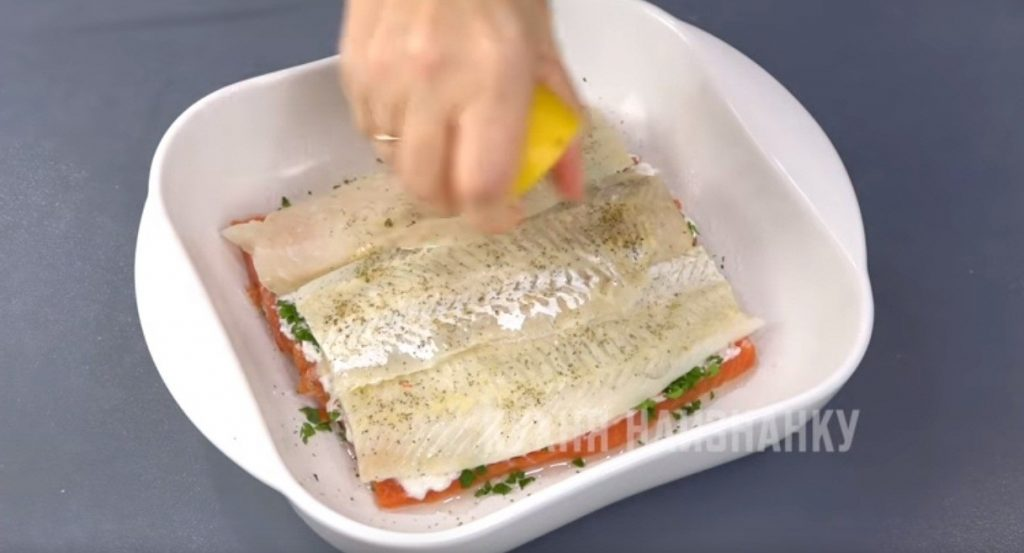 Рыбная запеканка порадует Вашу семью за новогодним столом
