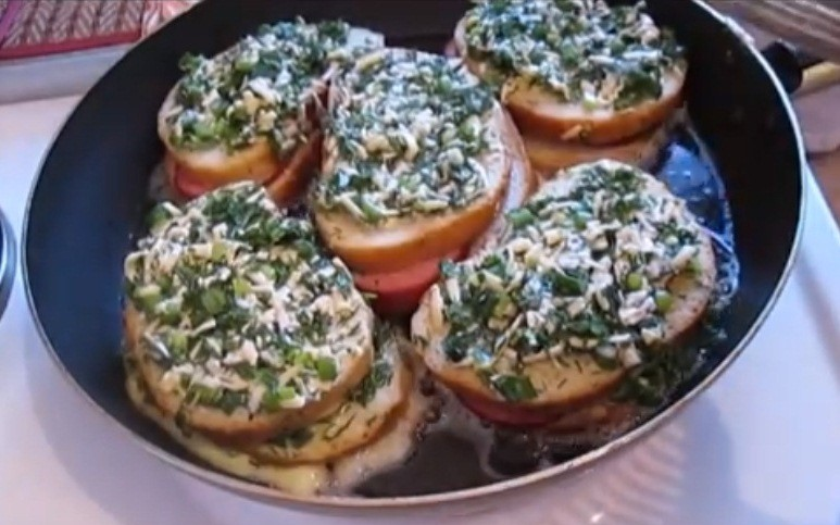 Бутерброды, с которыми справится даже школьник