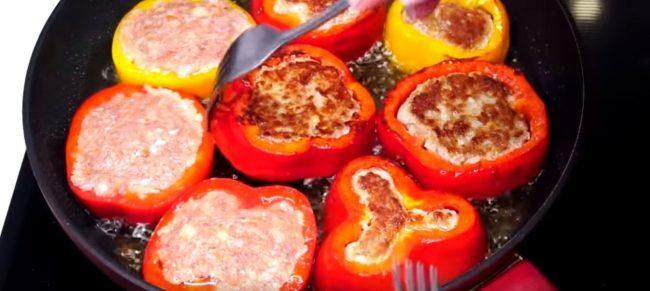 Необычный рецепт фаршированного перца удивит вашу семью