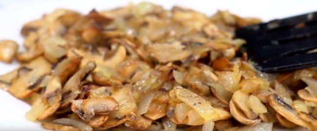 Оригинальный и вкусный салат «Лисья шубка»