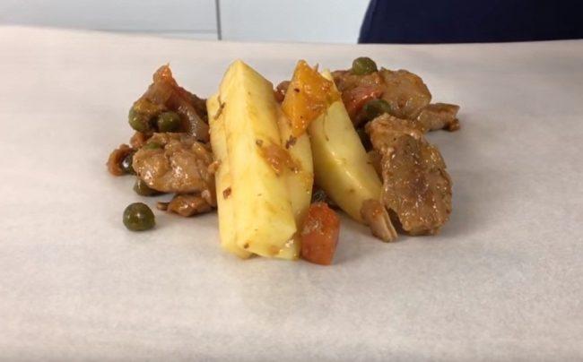 Рецепт невероятно вкусной запеченной картошки