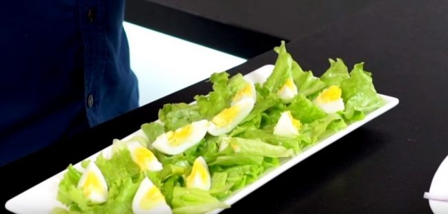 Готовим оригинальный салат с сельдью за 17 минут